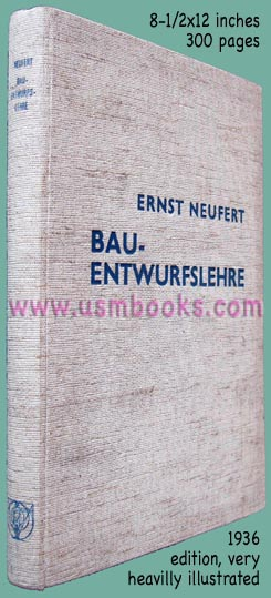 neufert bauentwurfslehre deutsch