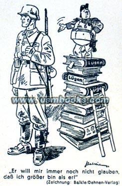 Nazi Anti-British Book on Winston Churchill