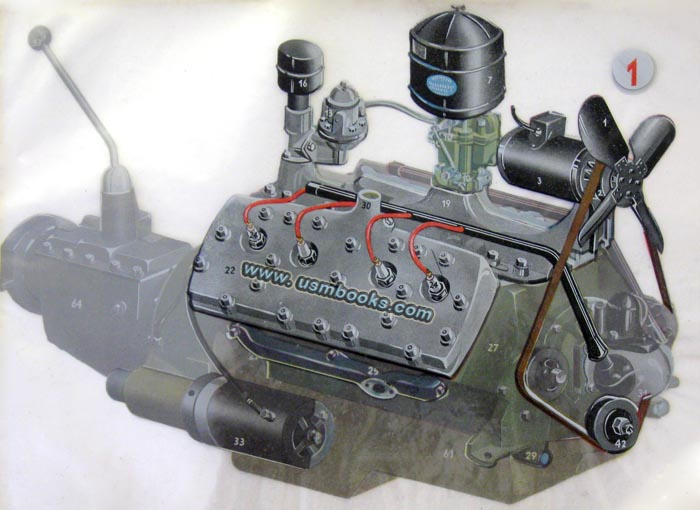 Companies Owned By Volkswagen >> Nazi Ford V8 Motor 16-Cell Transparencies book