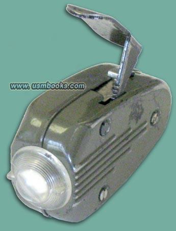 Nazi Wehrmacht Dynamo Flashlight