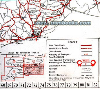 British WW2 maps of Southern England RARE on hastings england united kingdom, hastings uk map, hastings nz new zealand map, hastings mn on map, hastings nebraska city street map, hastings located on a map,