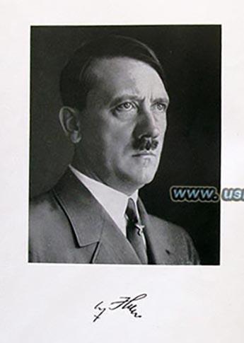 1937 Nazi Party Organization Book