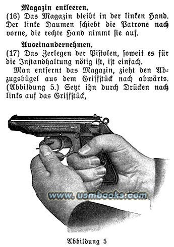 instruction manual walther