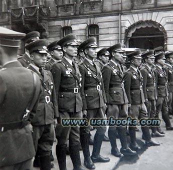 Nazi Stereo Photo Book PARTEITAG GROSSDEUTSCHLAND