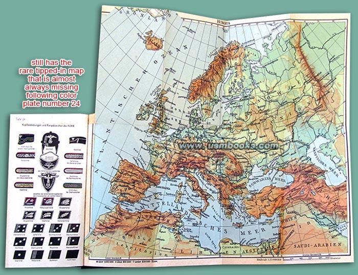 1944 SS Pocket Calendar - Soldatenfreund Taschenjahrbuch