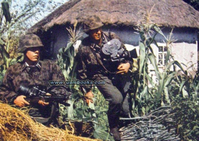 Wehrmacht Farben.Nazi Combat Color Photo Book Zeitgeschehen In Farben